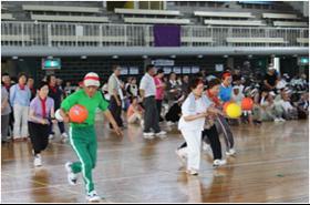 帯広市高齢者スポーツ大会